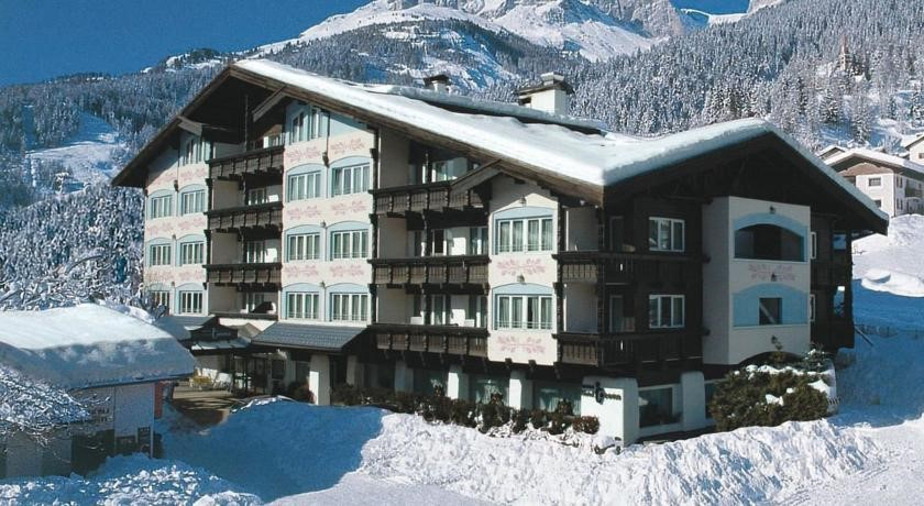 Alpen Hotel Corona – Val di Fassa – Vigo di Fassa