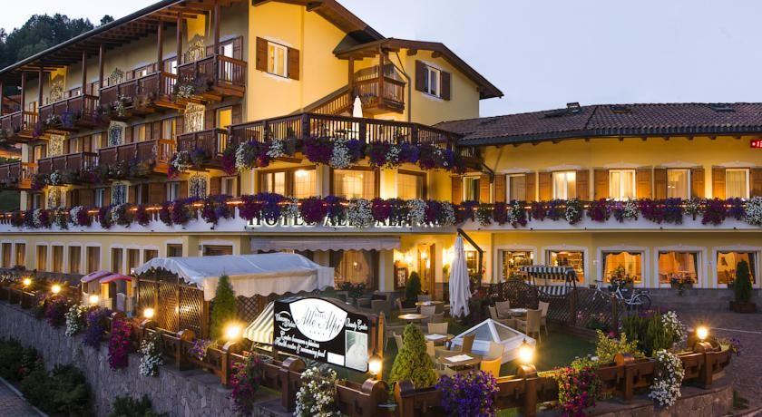 Hotel Alle Alpi – Val di Fassa – Moena