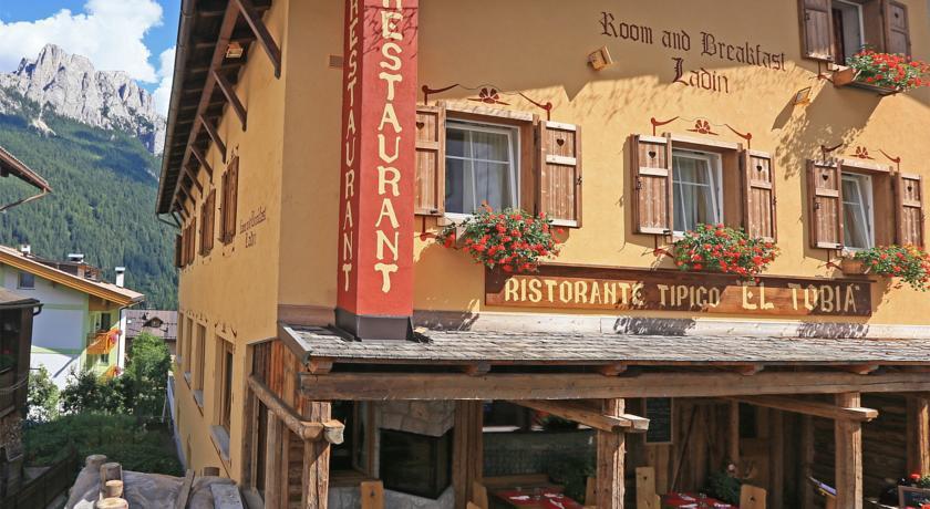 Garnì Ladin, Val di Fassa, Vigo di Fassa