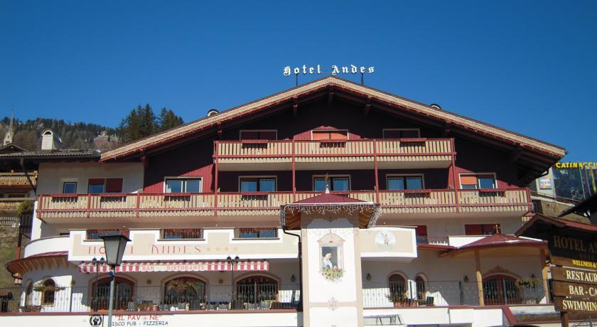 Hotel Andes – Welness & Spa – Val di Fassa – Vigo di Fassa