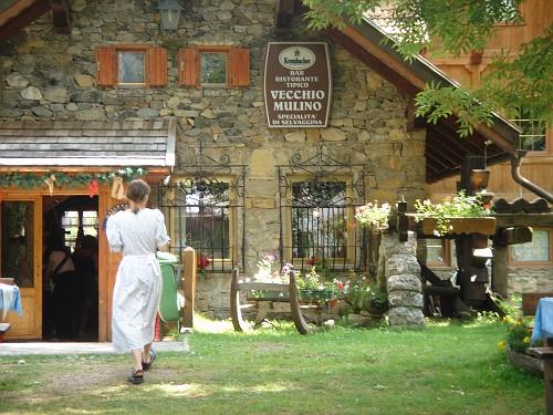 Ristorante Vecchio Mulino – Pozza di Fassa – Trentino