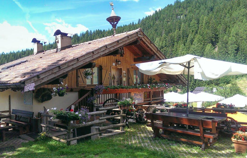 Malga Peniola – Moena – Trentino