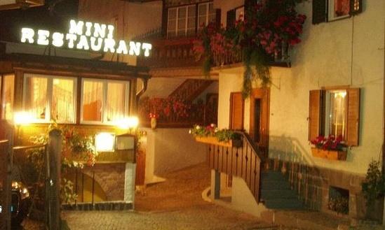 Mini Restaurant – Campitello di Fassa – Trentino