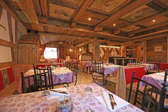 Ristorante El Tobià – Vigo di Fassa – Trentino